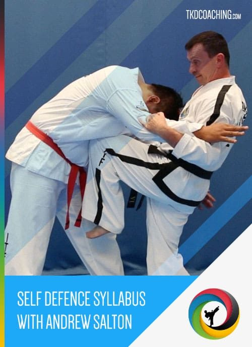 SELF-DEFENCE SYLLABUS WITH ANDREW SALTON