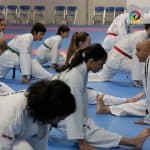 Kicking Class: Flexibility