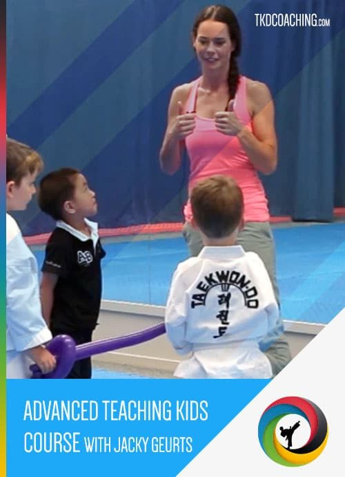 TKD Kids Course