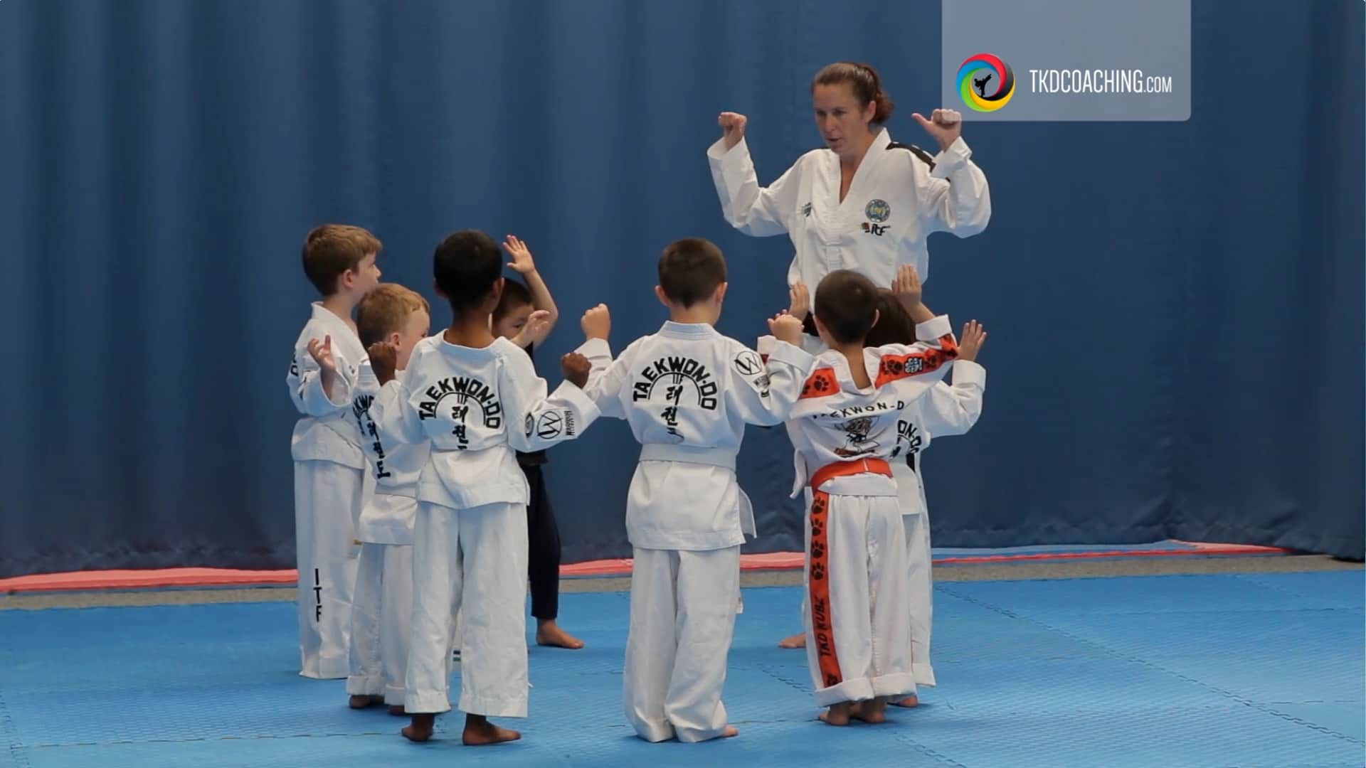 TKD Kids Course
