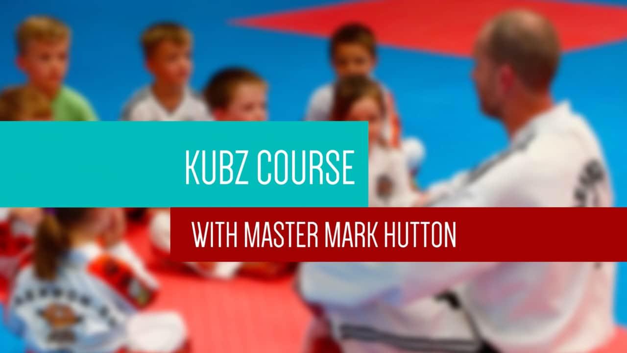 Master Hutton's kubz course