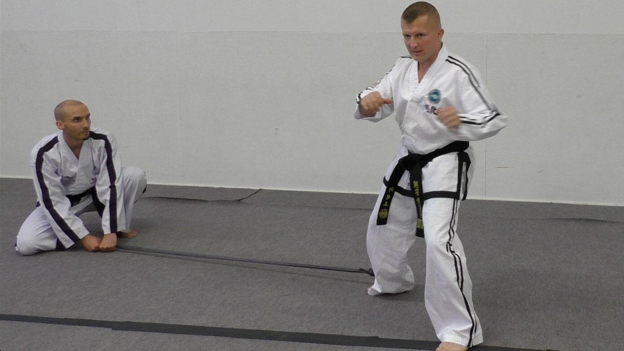 TKD Speed Training with Master Mikko Allinniemi