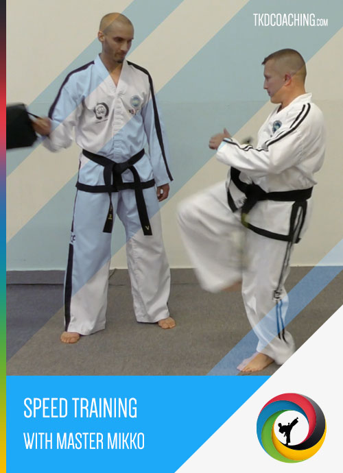TKD speed training