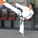 Double side Side kick with change of direction