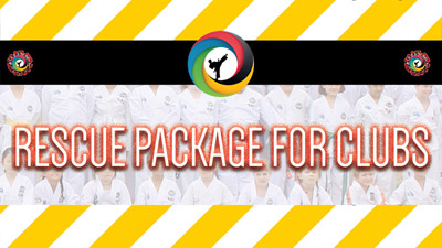 Rescue Package for TKD clubs in Covid19