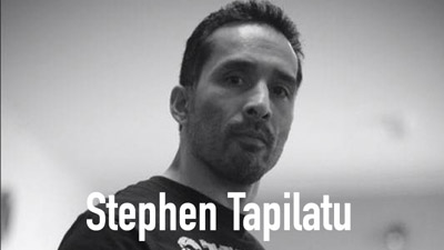 Stephen Tapilatu interview