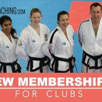 New Club Memberships